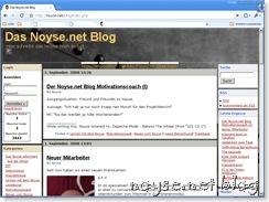 Noyse.net Blog (ver)chrome(t)