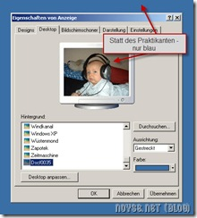 Desktophintergrund wird nicht angezeigt 1
